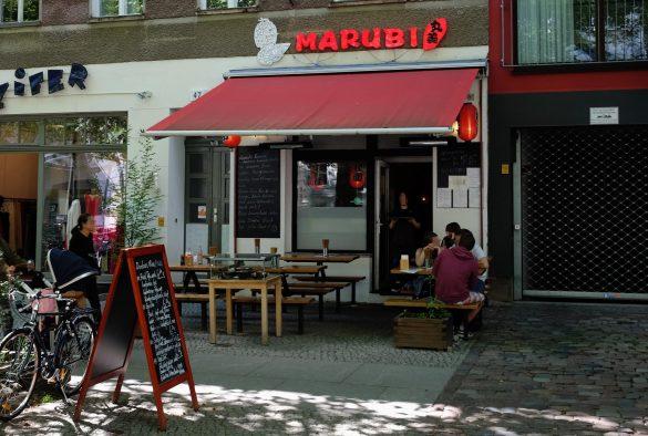 marubi berlin sattundfroh