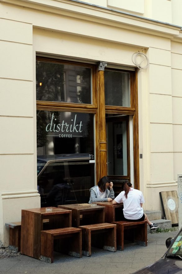 distrikt coffee berlin sattundfroh