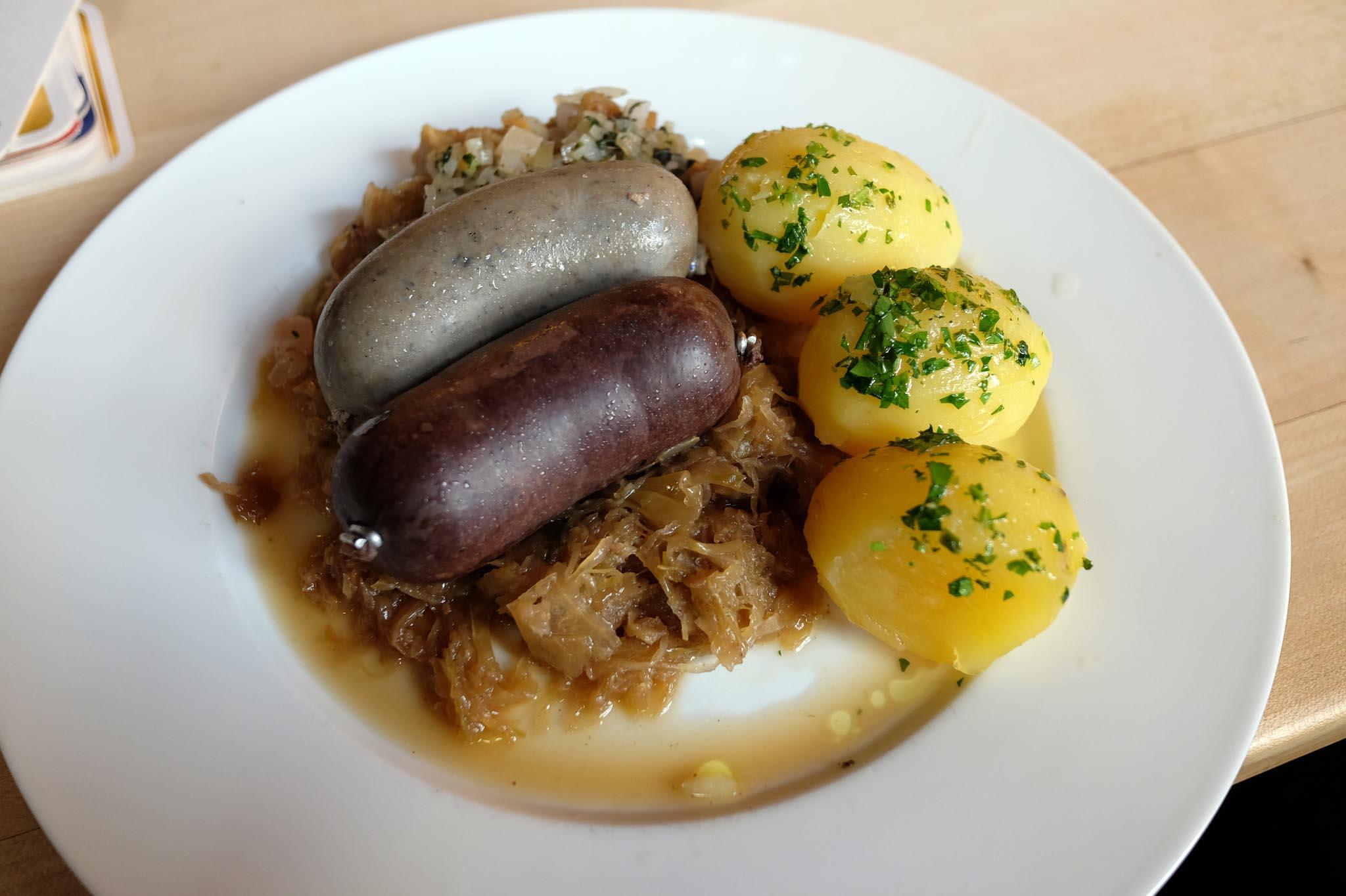 Image result for blut und leberwurst