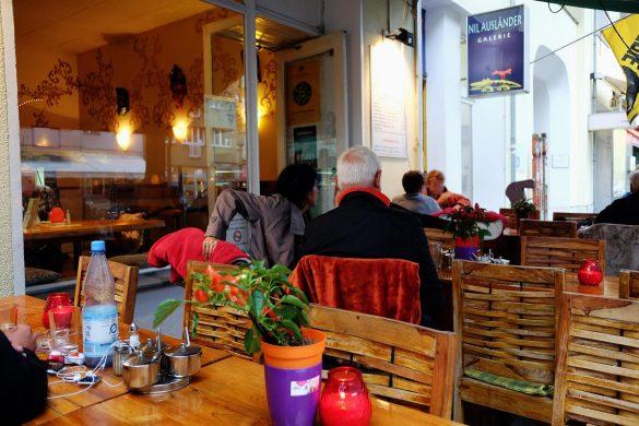 ashoka berlin Bei Tisch