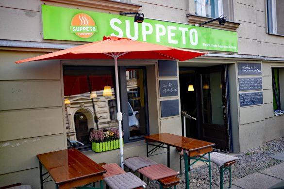 suppeto berlin Draußen