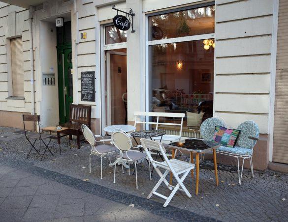 cafe valentin berlin Tische vorm Lokal
