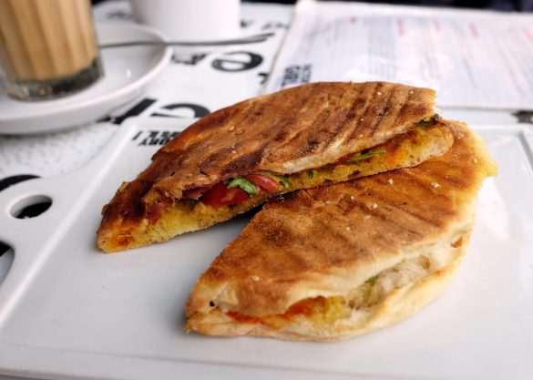 factory girl Sicilian Sandwich berlin mitte