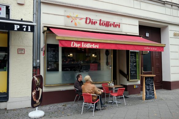 suppenladen berlin tiergarten