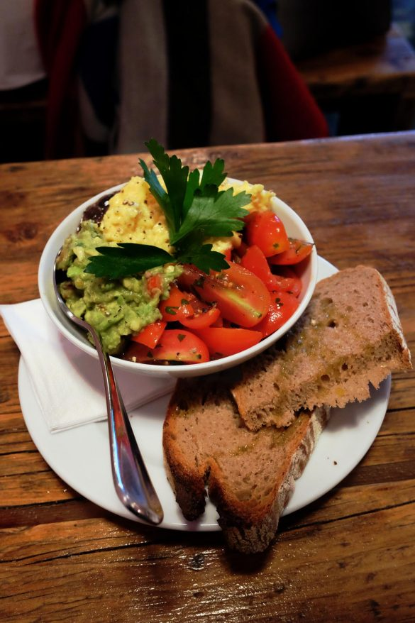 a never ending love story berlin Mexican Breakfast Bowl