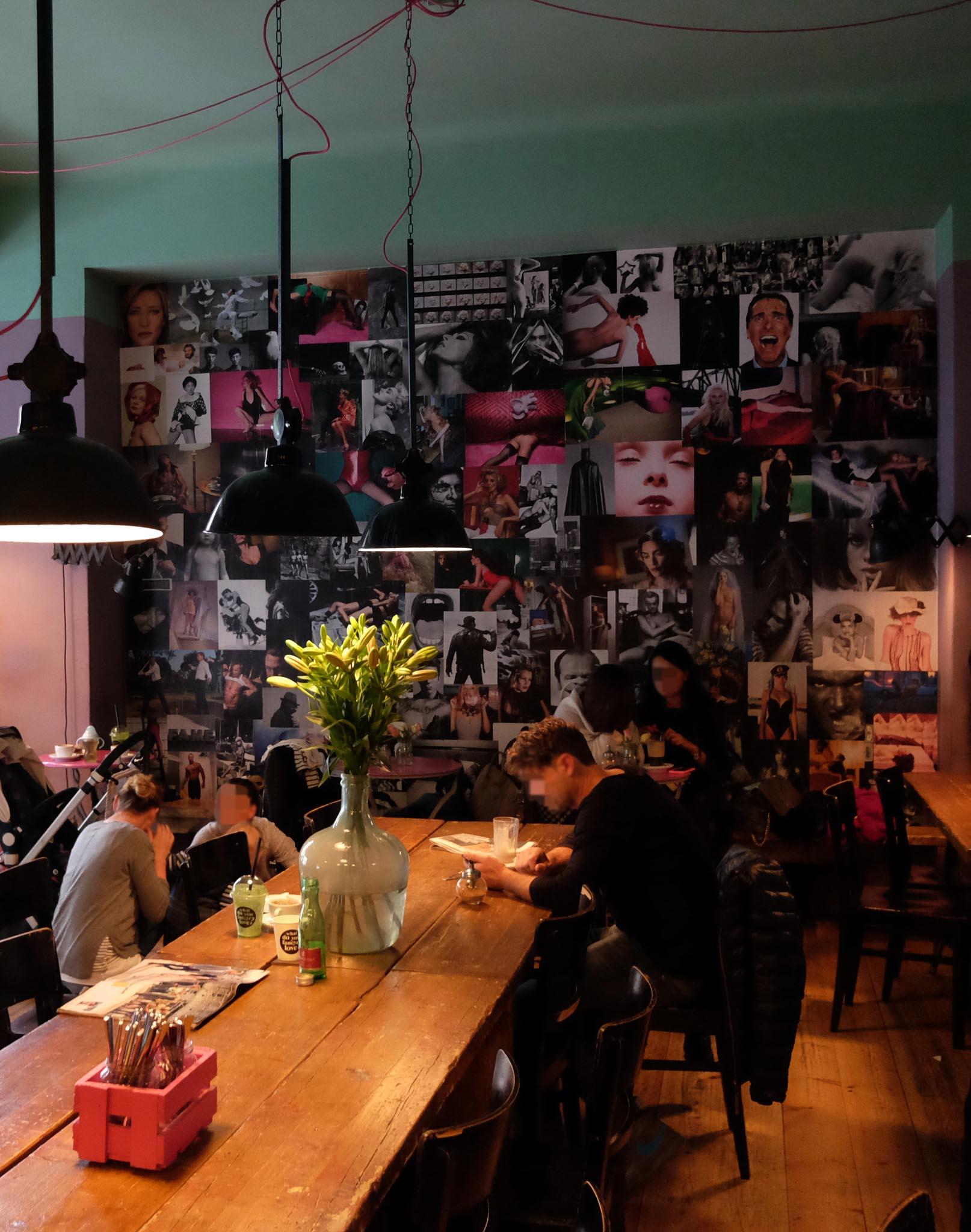 What Do You Fancy Love Berlin Cafe