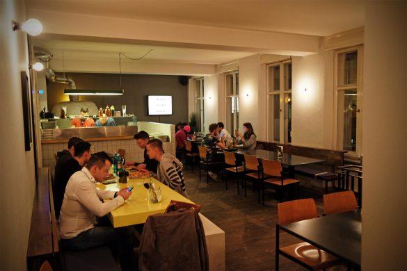 Neapolitanische Pizzaria Prenzlauer Berlin