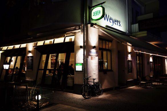 weyers berlin wilmersdorf