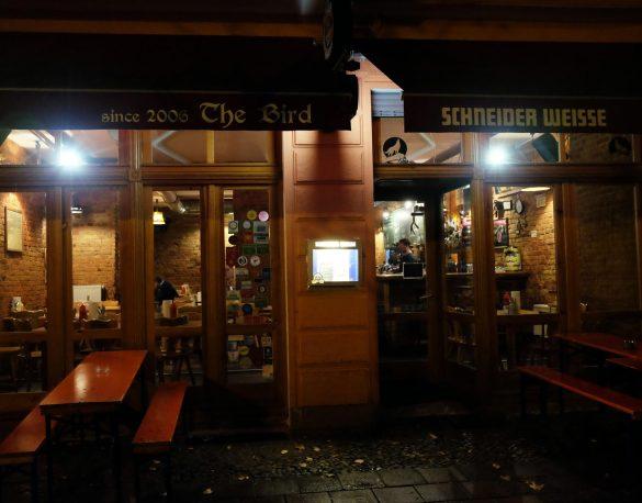 burger lokal prenzlauer berlin
