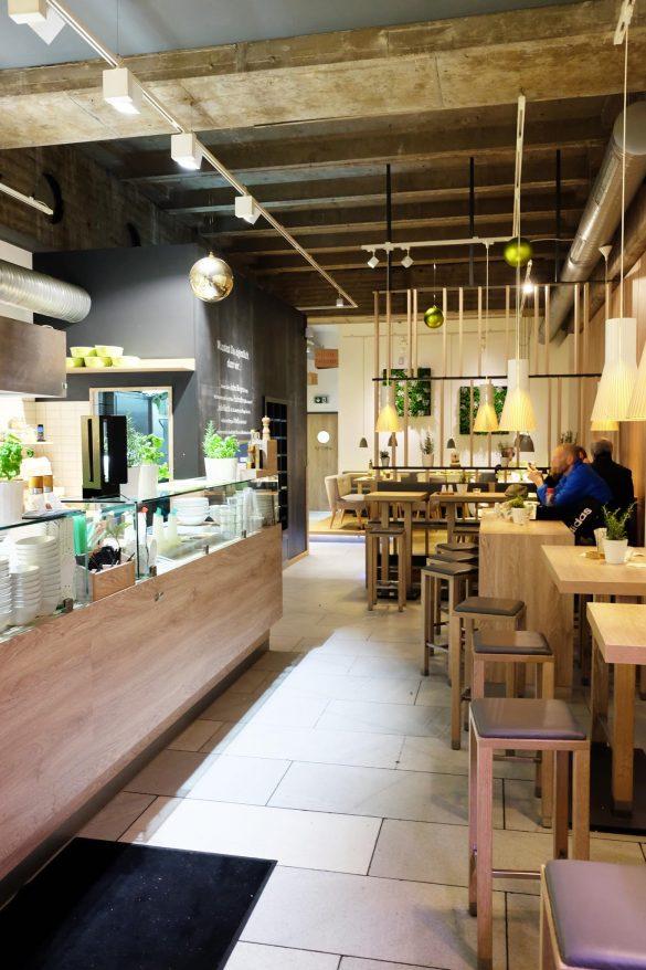 smoothies lunch berlin mitte alexanderplatz