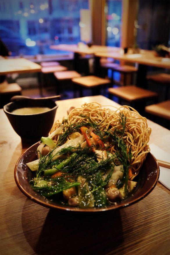 asia fusion japanisch vegetarisch berlin mitte