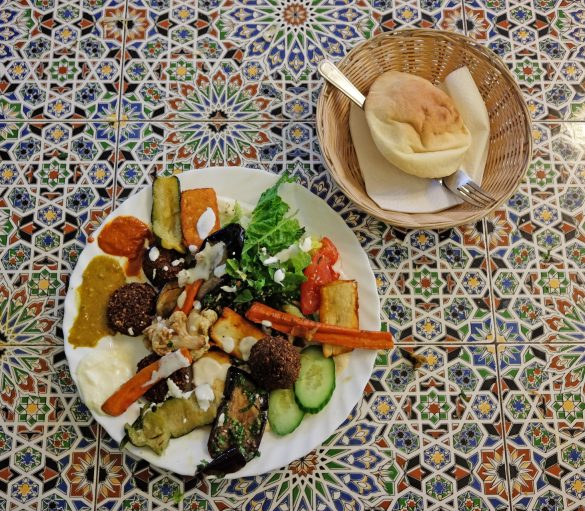 falafel arabisch berlin friedrichshain