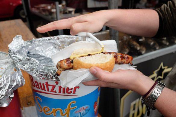 thüringer bratwurst berlin