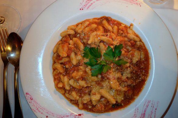 italienisch pasta sardisch essen berlin prenzlauer