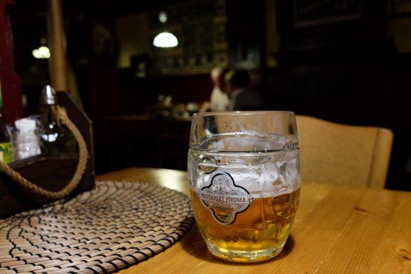 tschechisch essen, bestes Bier, Prag