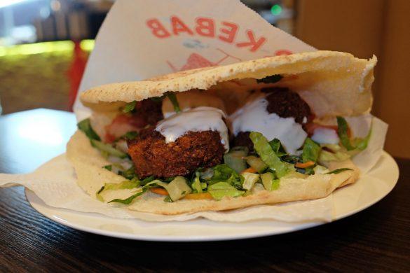 gemüse kebab döner berlin