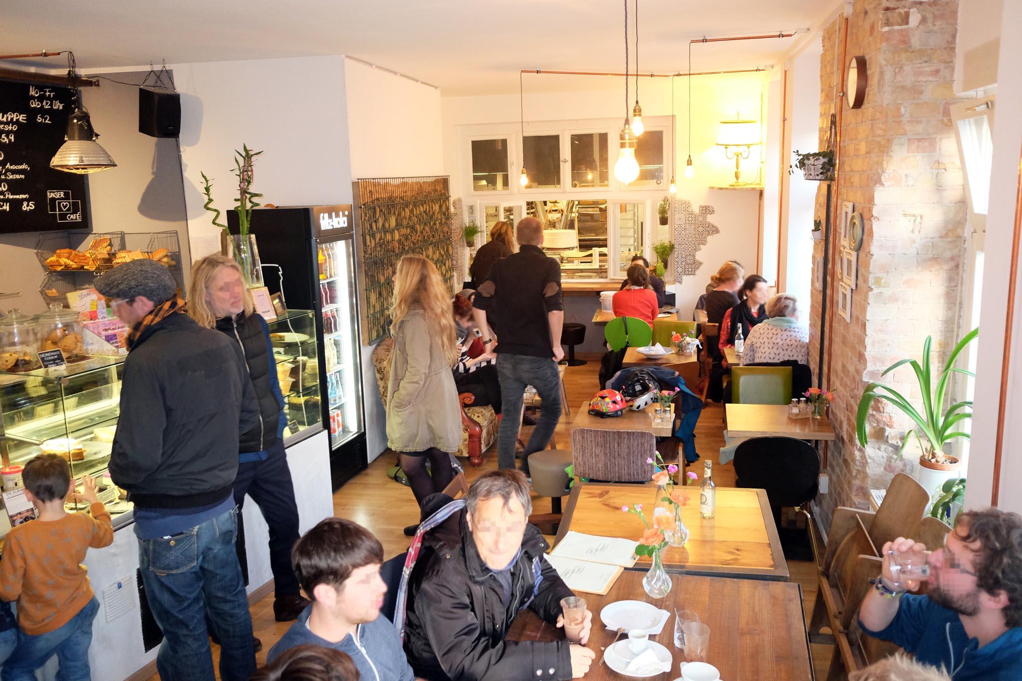Unser Café Sattundfroh