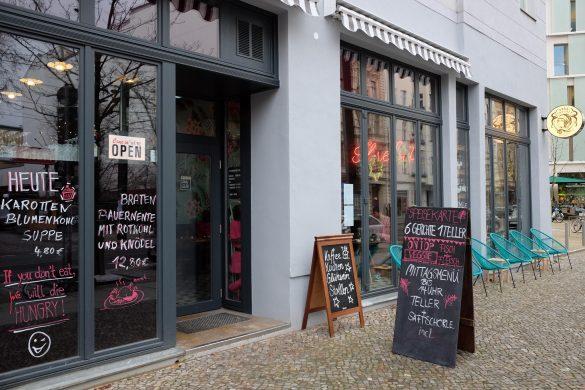 Essen Berlin Kastanienallee