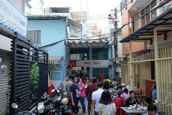 The best Pho in Saigon Vietnam