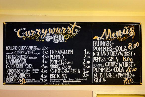 Bio Currywurst Berlin Prenzlauer