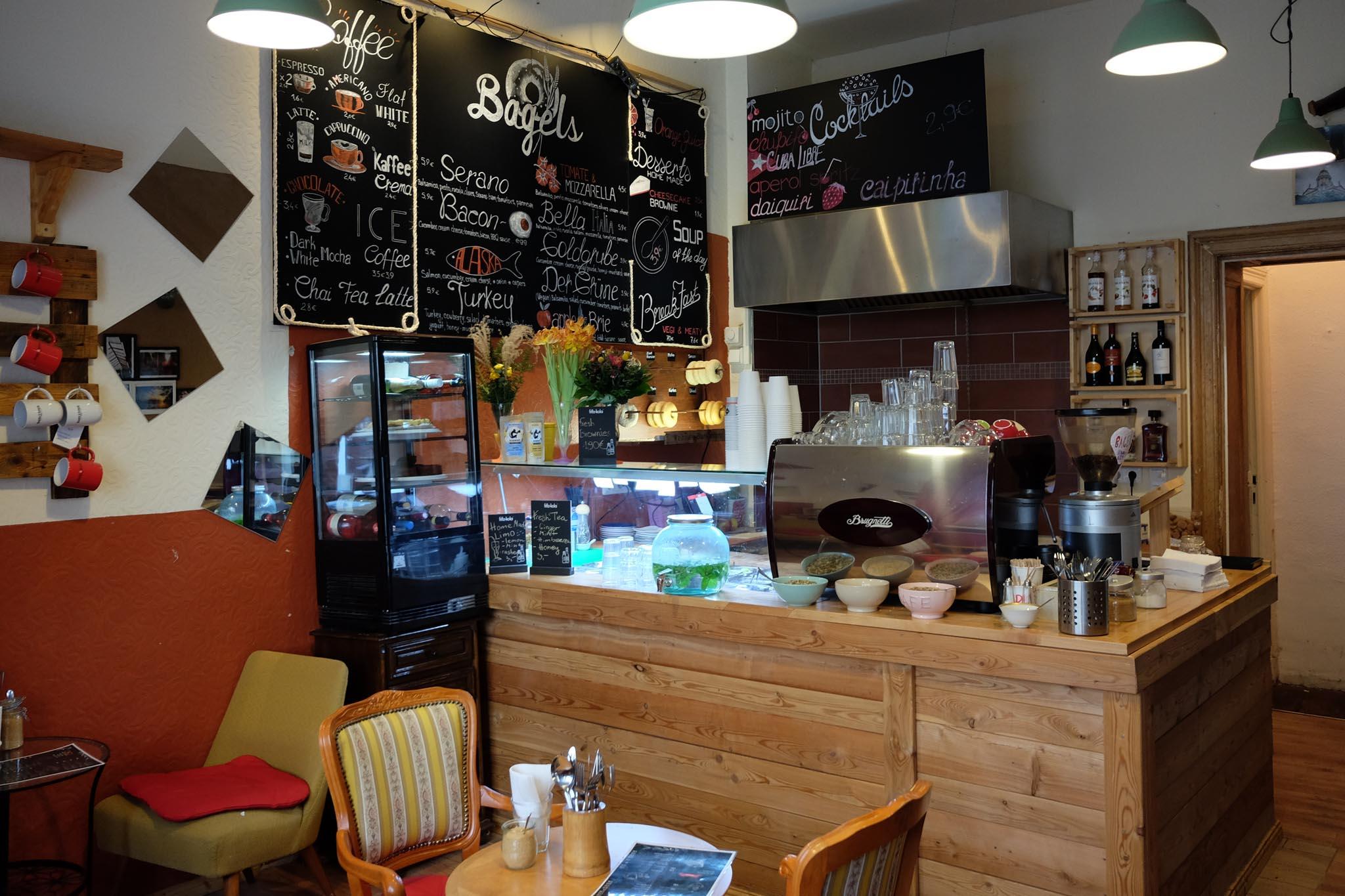 Cafe Berlin Bagelmann