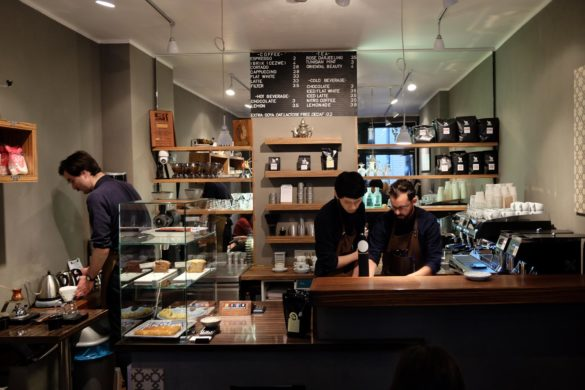 speciality coffee berlin mitte