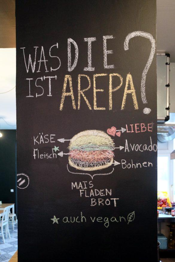 arepas venezuela berlin ostkreuz