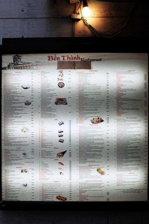 vietnamesisches speisekarte in berlin charlottenburg